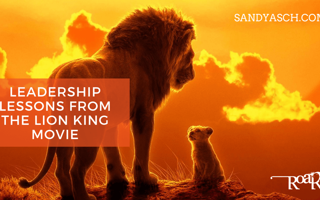 Leadership Lessons from the Lion King movie