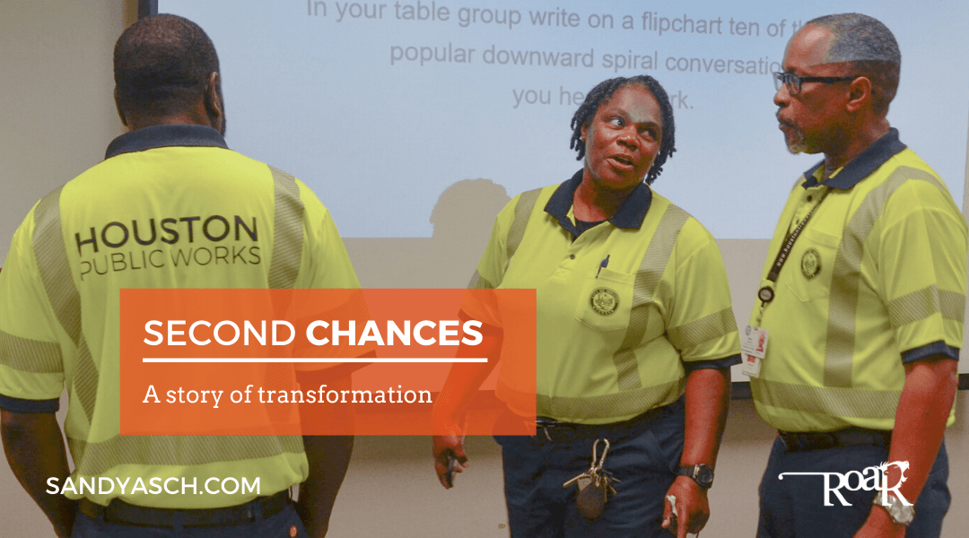 Second Chances: A Story of Transformation